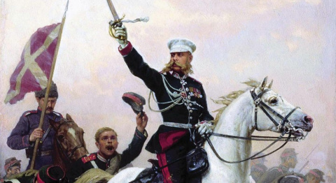 Звезда Михаила Скобелева
