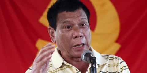 """Президент Филиппин заявил о планах """"открыть альянсы"""" с Россией и Китаем"""
