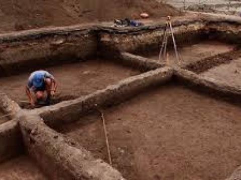 Город мёртвых: археологи обн…