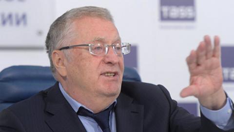 Жириновский обещает всеобщую…