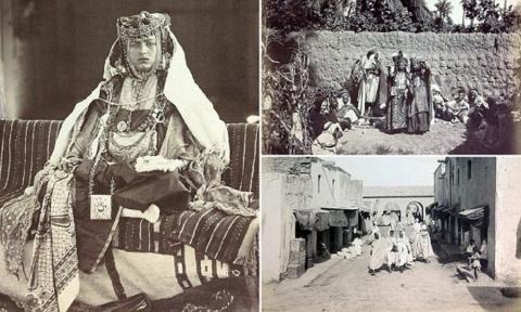 Как выглядела Северная Африка 125 лет назад