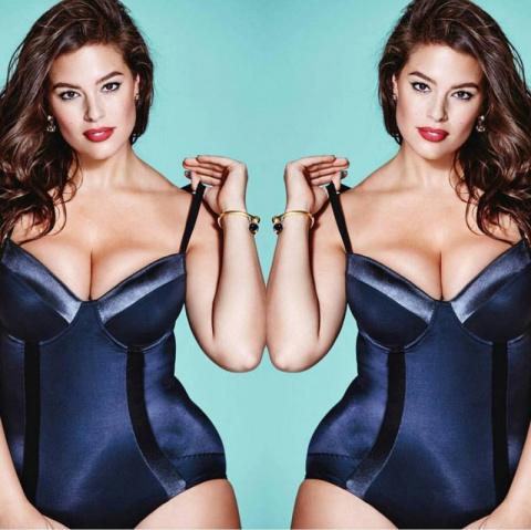 Почему худеют plus-size-модели