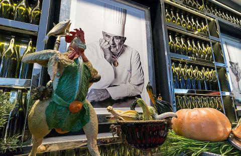 Гастрономия в трауре: не стало «короля французской кухни»