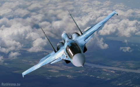 Новый Су-34 сможет «спрятать…
