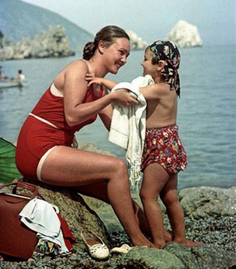Женщины в СССР: лица, на кот…