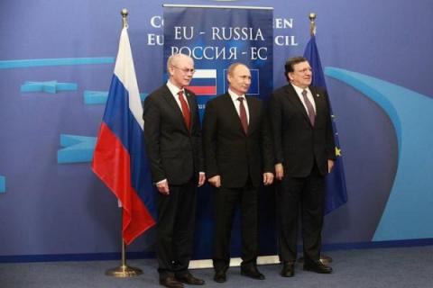 Россия разделит и покорит Ев…