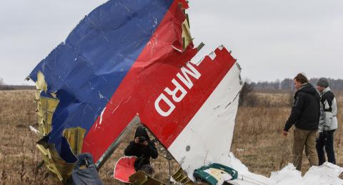 Трагедия MH17: Летом 2014 года на Донбассе были только украинские «Буки»