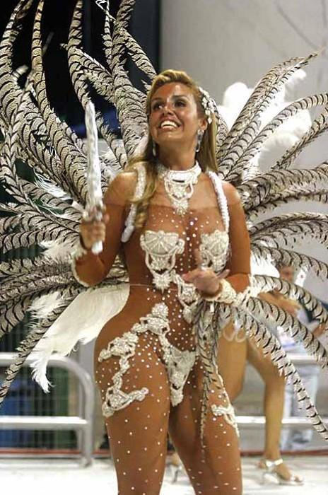 Карнавальное безумие в Рио-д…