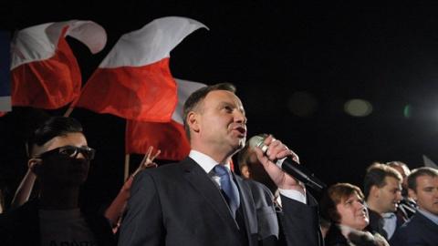 Как Польшу превращают в новы…