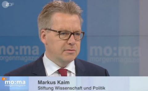 Немецкий политолог: американские бомбардировки несут добро -  в отличие от русских