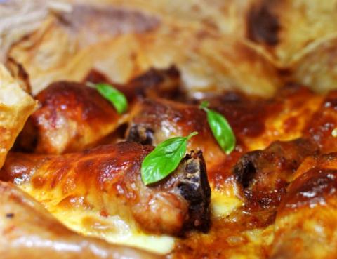 Курица в лаваше по-армянски: теперь это мой коронный рецепт