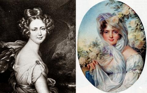 «Блуждающая княгиня» Екатерина Багратион – покорительница мужских сердец, шпионившая на благо Отечества