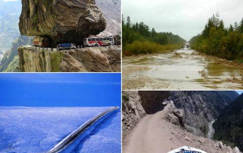 15 самых опасных в мире доро…