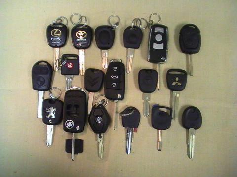 Как быстро и дешево восстановить потерянный ключ от автомобиля