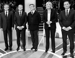 Марин Ле Пен предсказали «эффект Трампа»