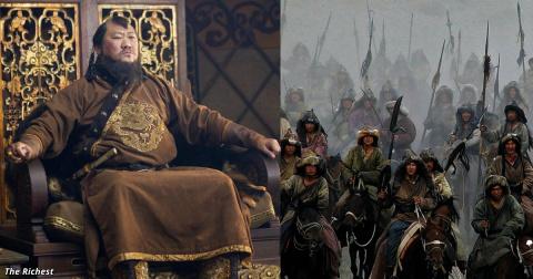 15 грязных секретов Чингисхана - самого брутального императора в истории! Слабонервным не читать!