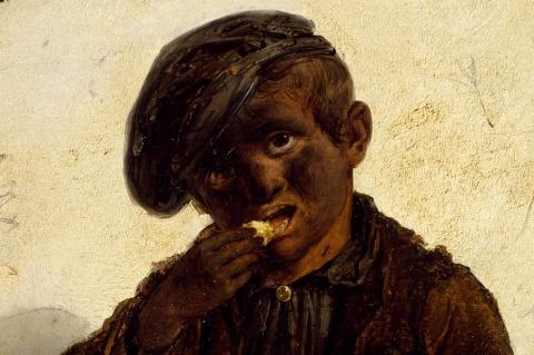 Мальчик, который украл трусики королевы Виктории и жил в дымоходах Букингемского дворца
