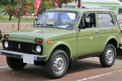 ВАЗ-21213 «Нива»: российский…