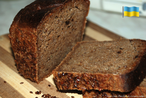 Ржаной хлеб от Андро