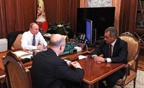 Шойгу и Силуанов едва не под…