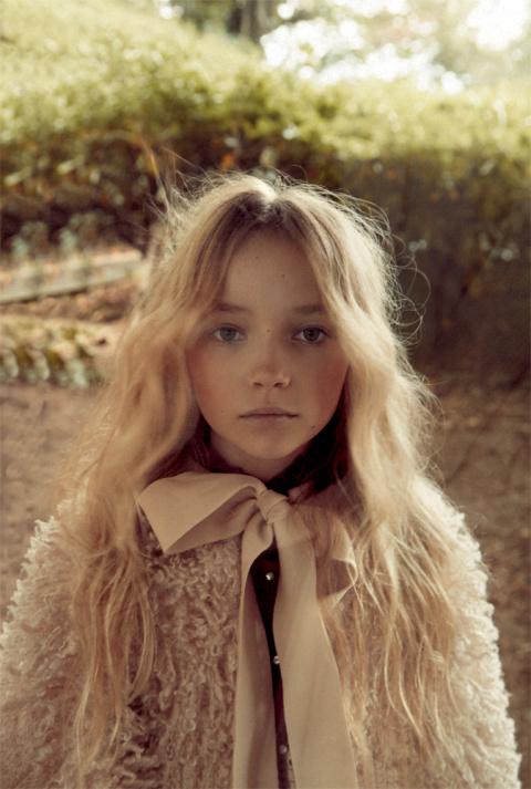 Сусанна Молчанова: 10-летняя модель, которую сравнивают с юной Джиджи Хадид