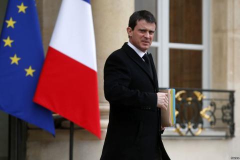 Премьер Франции объявил об отставке