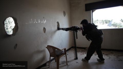 Сирия: Российские военные доставили гумгруз в Латакию