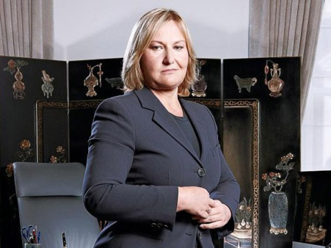 Жена Лужкова возглавила рейт…