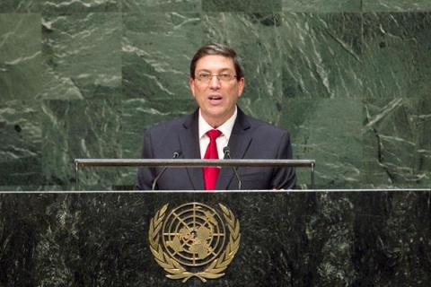 Куба выступила против произв…