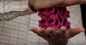 Напечатанный на 3D принтере …