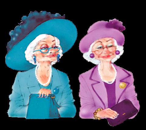 Избранные дамские каламбуры