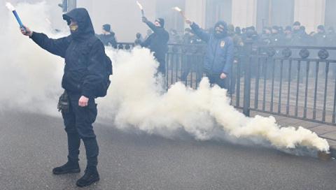"""""""Украине грозит распад"""": западные СМИ о блокаде Донбасса"""
