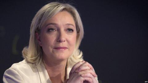 Ле Пен высмеяла санкции ЕС п…