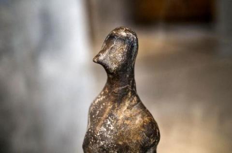 Загадочная статуэтка из гранита