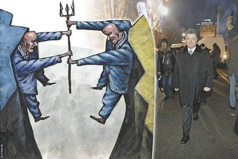 Агония майдана