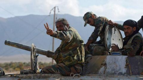 За два года операции ВКС РФ в Сирии удалось освободить от боевиков ИГ почти 90% территории страны