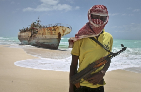 Морские пираты ХХІ века, или Куда не стоит отправляться на морскую прогулку