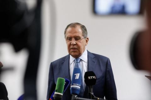 Лавров прокомментировал блокаду Донбасса