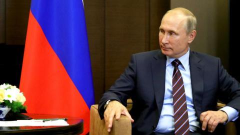 Путин верит в расширение рос…
