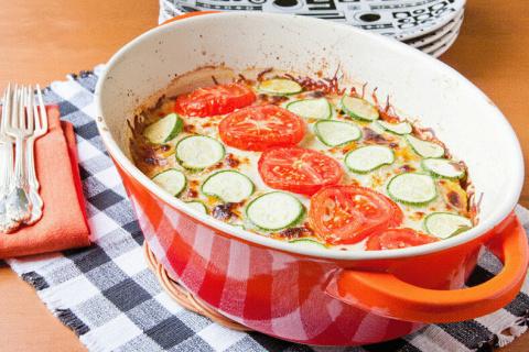 Вкуснейшие вегетарианские запеканки: 8 лучших рецептов