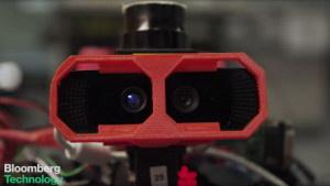 Как роботов-пауков тренируют…