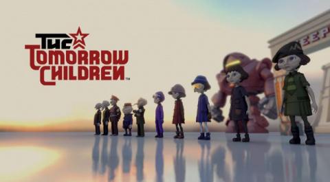 Обзор игры The Tomorrow Children: построим коммунизм вместе