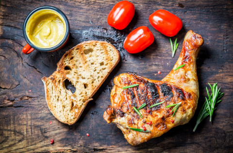 Курица-гриль: 8 лучших спосо…