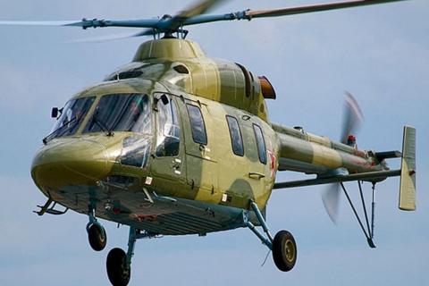 ВКС России получили новейшие вертолеты