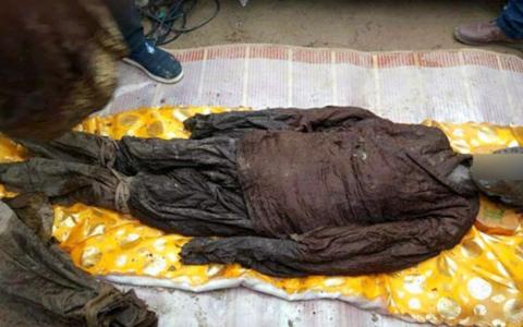 В Китае нашли гробницу с 500…
