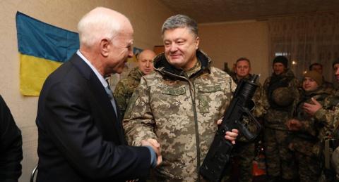 Получит ли Джон Маккейн политическое убежище на Украине?
