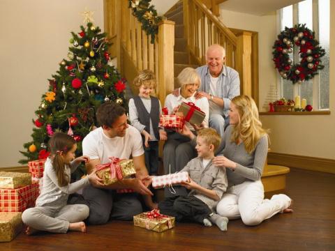 Как вы любите праздновать Новый Год, в кругу семьи или в гостях?