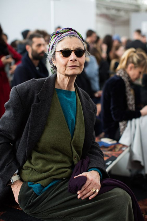 Рената Молхо: взрослый интел…