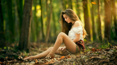 Красивые фотографии и девушки