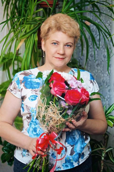 Галина Шилина